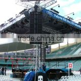 Professional Rigging and Exhibition Speaker Truss