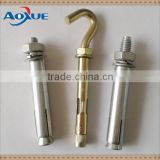 High quality expansion bolt, construction bolts hardware, wall bolt anchors