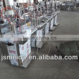 semiautomatic aerosol filling machine