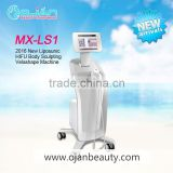 Eyes Wrinkle Removal Hifu Liposonix Body Slimming Machine CE Hifu Ultrasound Body Shaping Machine MX-LS1 2000 Shots