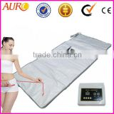 Au-805 Cellulite Reduction Feature and Infrared Operation System sauna thermal blanket for weight loss