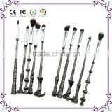 5pcs Harry Potter Inspired wizard wand makeup brush set most popular ones in 2017