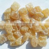 dried ginger slice dice hot sale dried preserved fruit