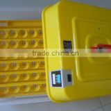 High hatching rate/ Quality Automatic Eggs Incubator 42 eggs the best price full automatic egg incubator for sale