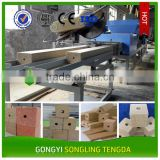 Hydraulic press biomass block making machine /sawdust block press machine /block foot macking machine