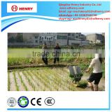 hand cranked rice transplanter