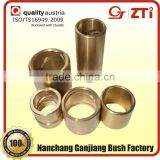 Factory Supply Good Quality Copper Bush Brass Bush Bronze Bush for leaf spring