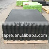 horse racing products caring hammer surface interlocked side stable shed crumb rubber mat matting floor flooring