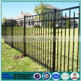 Aluminum Picket Fence Gate For Garden Decorative Garden Fencing