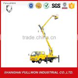 XCMG 9.7m lifting height 2t loading capacity High-altitude operation truck