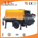 HBT20-10RS big pressure floor screed concrete pump machine