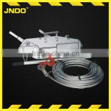 Small portable 2015 new style 0.8t tirfor hand winches