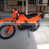 dual sport motorcycle 125cc with eec