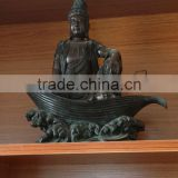 Resin Home Decor Wholesale Sitting Buddha Statue