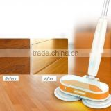 Wireless 360 spin Mop Type and GS,CE,RoHS Certification Floor Cleaning Mop Electric water Spray Polish Cleaning Sweeper