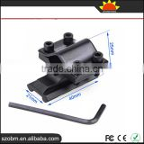 Y0040 Aluminum Alloy 21mm Gun Mount Extend Rail