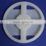 plastic reel, scroll spool