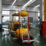 TT-C01-CK200 Driving Type Cold Paint Air Spraying Road Marking Machine
