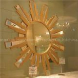 American Bathroom Decoration Bathroom Hanging Up The Living Room Sofa Background Wall Decorative Mirror