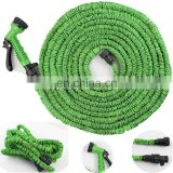 100ft Expandable Garden Hose with 7 in 1 Spray Gun