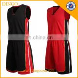 Wholesales Cheap Custom Blank Basketball Jersey