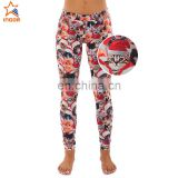 sexy compression tights dri fit running push up fitness womens printed always christmas leggings