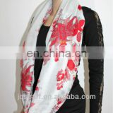 muslim scarf hijab abaya JDR-009 smooth&soft necklace scarf hijab