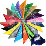 Amazon Hot Sale High Quality UV Protect Cotton outdoor Square Bandana
