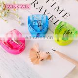 Hottest and cheapest office and school stationery import from china ,Gift promotion cute novelty pencil sharpeners