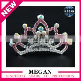 Magic and Personalized Crystal Rhinestone Hair Piece Personalized Hair Comb