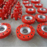 API 6A Flange,Blind Flange,6BX and 6B Welding Neck Flanges/Test Flanges/Target Flanges, Lead Filled