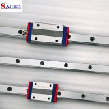 Chinese hot sale 20mm 25mm linear guideway and blocks for cnc machine