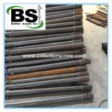 Segmented Round Shaft Helical Piles