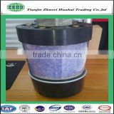 Vacuum and welding chambers ,dryer agent color changed and DAB-120-255 desiccant Air breather