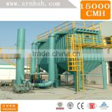 China-made high-quality filter bag pulse dust collector machine / industrial dust removal equipment / dust removal system