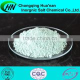 Bright green powder appearance of Nickel Oxalate NiC2O4(2H2O)