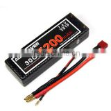 5200mah 30c 2s RC car lipo battery factory manufacturer in Shenzhen