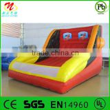 Top quality For indoor inflatable basketball hoop trampoline basketball hoop