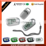 OEM Factory 2 in 1 Pedometer instruction Multifunctional 7 days memory wireless 3d sensor pedometer