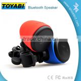 Sport Outdoor Bluetooth Speaker Portable Speaker Bicycle with colorful and Rechargeable battery