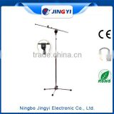 Chinese Products Wholesale electret condenser microphone stand and toy musical microphone stand flexible