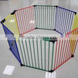 steel playpen, baby play yard