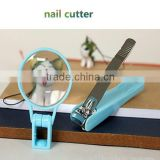 C41 Middle aged new special Magnifier Nail clipper/Nail cutter set