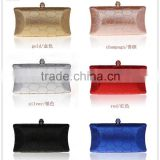 0992 silver evening clutch bags envelope clutch bag ladies evening handbag matching shoes