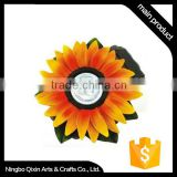 Solar Powered Garden Light, Solar Sunflower Garden Light, Garden Solar Ornament Light