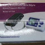 Portable Blood Pressure Monitor Fully Automatic Arm Style