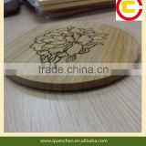 Eco-friendly Bamboo Heat Resistant Table Pad