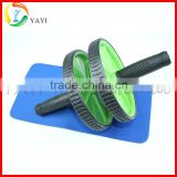 Health & Fitness Exercise Double AB Roller Abdominal Wheel                                                                         Quality Choice