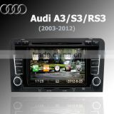 Car radio tuner gps navigation for audi a3                                                                         Quality Choice