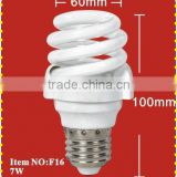220-240V super brightness full spiral energy saving devices